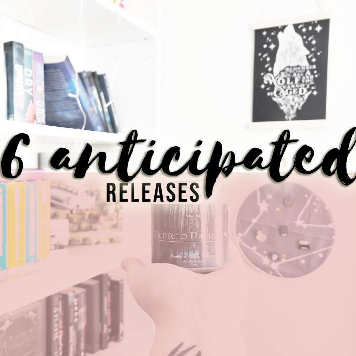SIX ANTICIPATED RELEASES | QUEENS, SEAS, VAMPIRES & MORE.