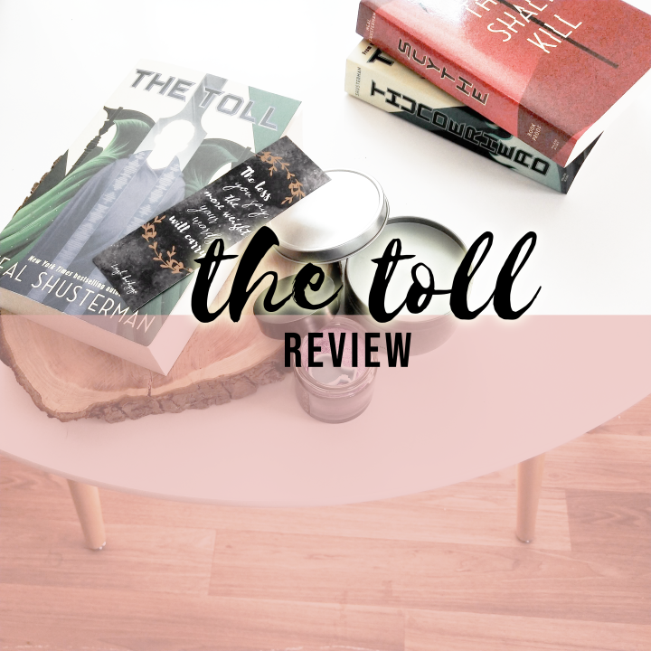 ARC REVIEW: THE TOLL BY NEAL SHUSTERMAN | WEAVING FICTION