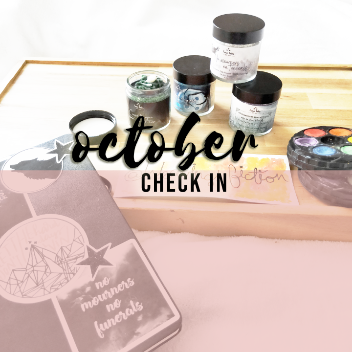 MID MONTH CHECK IN | OCTOBER